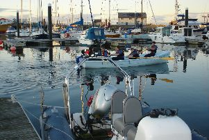 The annual Fleetwood Regatta takes place on July 6