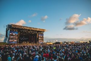 What is the weather set to be like during the festival?