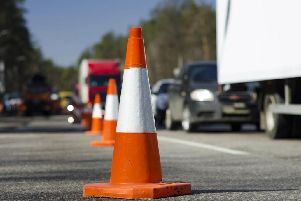 A new month of roadworks will begin next week.