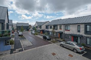 New council homes at Queen's Park