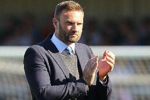 Former Seasider Ian Evatt is now in charge of National League side Barrow