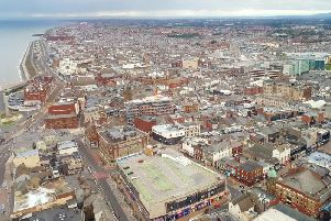 The council hopes to invest in Blackpool town centre