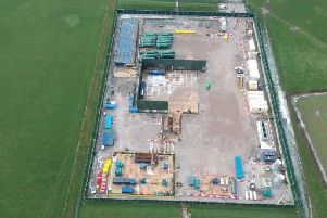 Cuadrilla's site at Preston New Road
