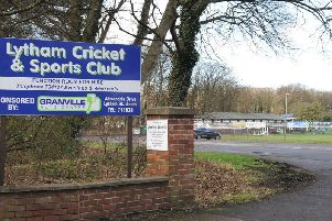 Lytham Cricket Club has been granted permission for an inflatable dome to offer 'indoor' tennis