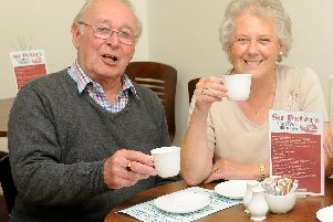 Keith and Sue Porter have celebrated 50 years of marriage