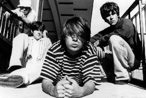 The Stone Roses in their heyday