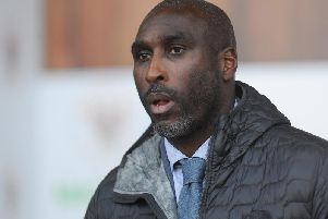 Sol Campbell was delighted with his side's rearguard display