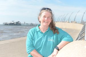 Dr Julie Bradshaw open water swimmer and coach