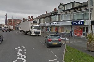 McColls in Central Drive, Blackpool (Picture: Google Maps)