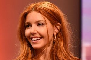 Strictly champion Stacey Dooley