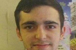 Lewis Aspinwall, 24,  absconded from HMP Kirkham on September 10