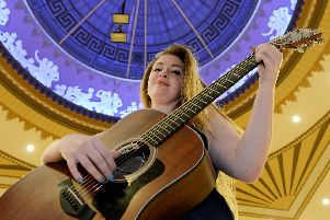 The singer-songwriter joins Dave Clegg at Scarborough Jazz Club