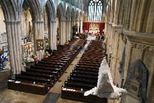 Concordiamici, directed by Judith Blezzard and accompanied by John Chapman and Thomas Dixon at the organ, will sing Choral Evensong from 6.30pm.