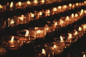 Light a candle in remembrance of your baby at Scarborough Hospital.