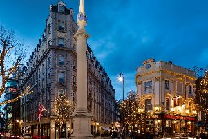 The heart of Seven Dials. Picture by Sister London.