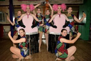 Students from Hatton School of Performing Arts