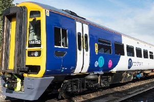 Northern Rail services will be affected by strike action today.