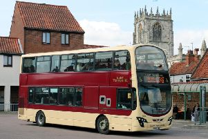The bus service has been sold to North East operator