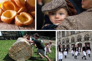 There will be county-wide celebrations on Yorkshire Day (1 August)