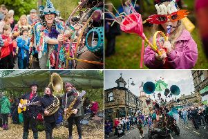 The festival will take place at various venues around Marsden from 12 to 14 October