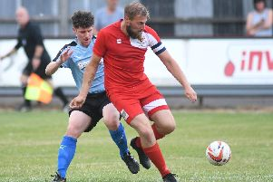 Jake Day netted in Brid Town's cup win at Sculcoates