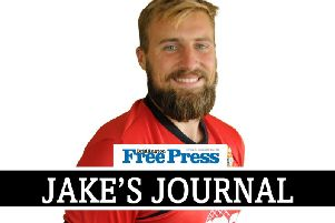 Jake Day's weekly column