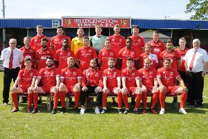 Bridlington Town match report