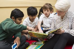The literacy launch has worked well in other areas - now it is coming to the Yorkshire coast.