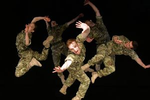 5 SOLDIERS will be on at the Stephen Joseph Theatre in February.