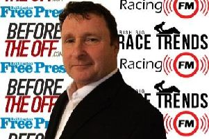 Tony McCormick's racing column