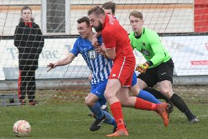 Jake Day netted in Brid Town's draw with Bottesford