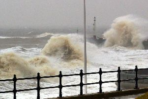 Bridlington is braced for Storm Freya
