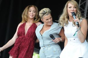 Atomic Kitten will play as part of Revive at Scarborough Spa