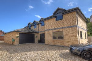 State-of-the-art eco friendly home in Bridlington