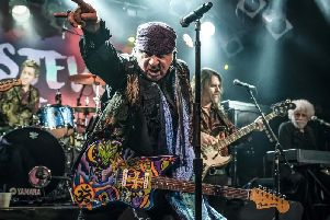 Little Steven and the Disciples of Soul