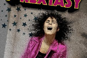 Marc Bolan and T Rex tribute band T-Rextasy