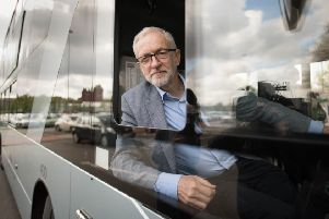 Labour leader Jeremy Corbyn said buses are a lifeline for many people.