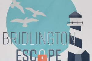 Bridlington Escape opens on Bank Holiday Monday