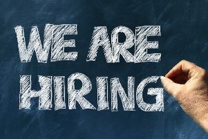 Traditionally this time of year sees an influx of new, young local talent onto the job market.