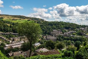 Hebden Bridge. Picture: Bruce Rollinson