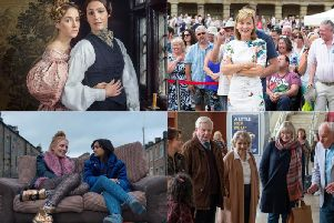 From Antiques Roadshow to Gentleman Jack - Looking back at Calderdale on screen in 2019