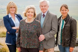 Last Tango in Halifax is returning to our screens. Picture: BBC.