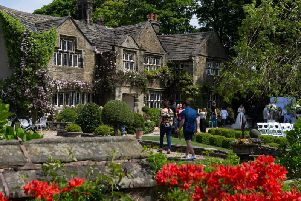 Plans to create a spa at Holdsworth House and other planning applications