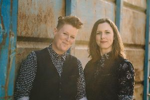 OHooley & Tidow to celebrate 10 years with concert at Brighouse Arts Festival