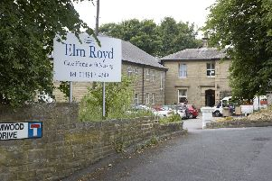 Elm Royd Care Home, Brighouse.