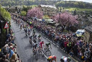 The Tour de Yorkshire will pass through Calderdale on May 6