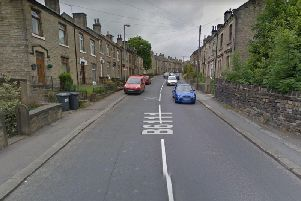 Scar Lane, Milnsbridge. Image: Google
