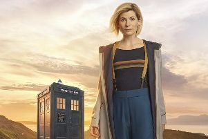 The 13th Doctor Who