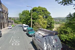 Stainland Road, Elland. Picture: Google.