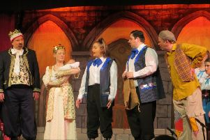 Panto hoping for another sellout